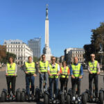 Guided segway and bicycle tours in riga in english