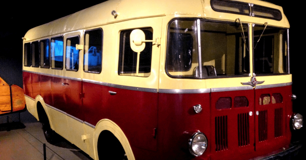 Riga bus tour to see more of Riga with excellent tour guide