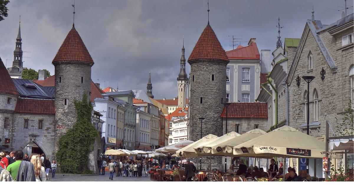 Day trip from Riga to Tallinn