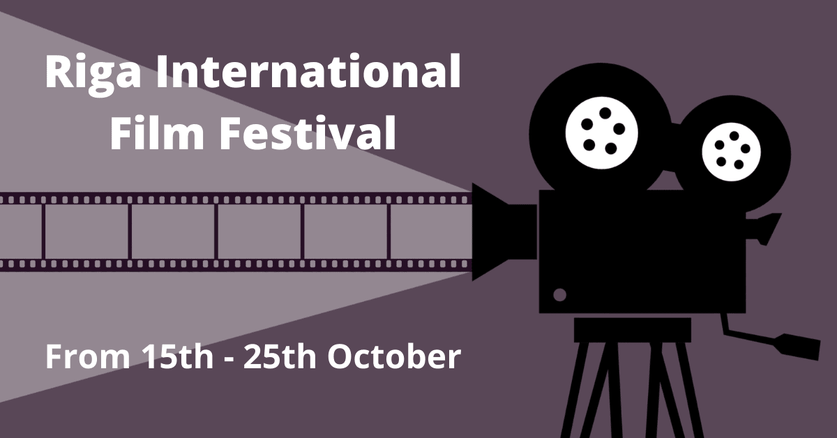 Tours in Riga blog article about Riga international film festival